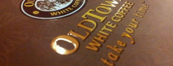 OldTown White Coffee is one of Middle East.