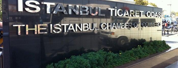 İstanbul Ticaret Odası is one of Güngören.