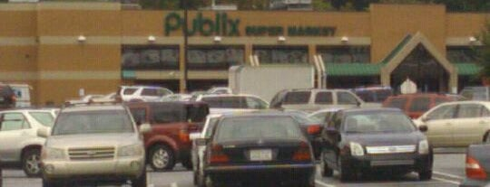Publix is one of atlanta.