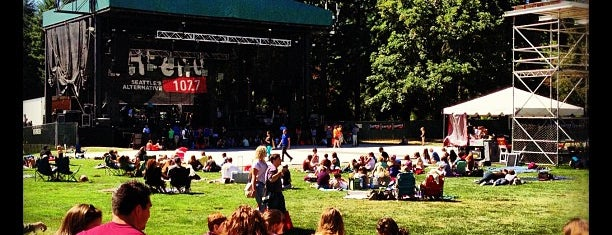 Marymoor Amphitheatre is one of Posti che sono piaciuti a Daniel.