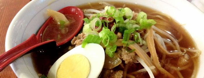 Suzu Noodle House is one of liver's best of SFO.
