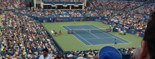 Lindner Family Tennis Center is one of Sports Venues Visited.