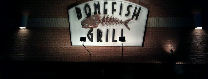 Bonefish Grill is one of USA.