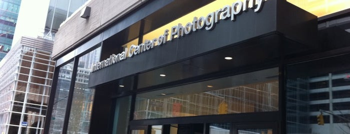 "International Center of Photography is one of ""let's try it out"" NYC."