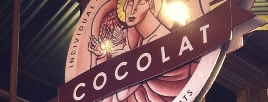 Cocolat is one of To Do / Adelaide.