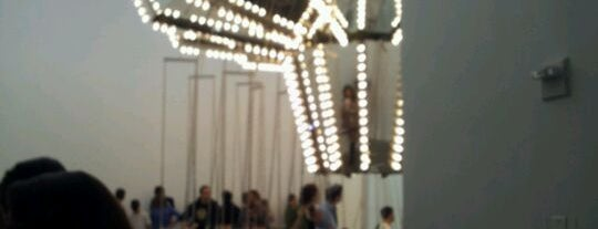 Carsten Höller – Mirror Carousel is one of NYC Places.