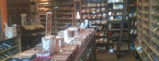 The Outlaw Cigar Company is one of Stevenson's Top Cigar Spots.