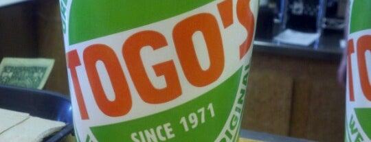 TOGO'S Sandwiches is one of Orte, die Julianne gefallen.