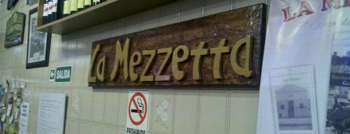 La Mezzetta is one of Lugares favoritos de Héctor.