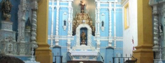 Igreja Nossa Senhora das Necessidades is one of Isabella 님이 좋아한 장소.