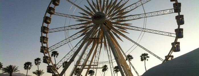 Coachella Valley Music and Arts Festival is one of Music Arts & Culture.