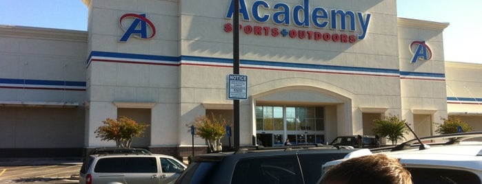 Academy Sports + Outdoors is one of Athens GA.