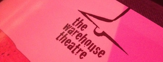 The Warehouse Theatre is one of Joshua'nın Kaydettiği Mekanlar.