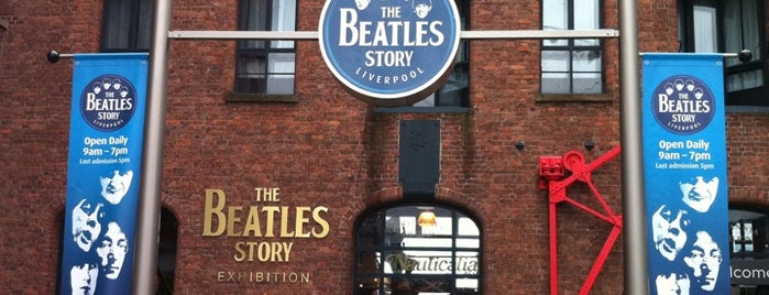 The Beatles Story is one of Liverpool.
