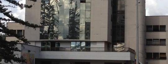 Edificios gubernamentales