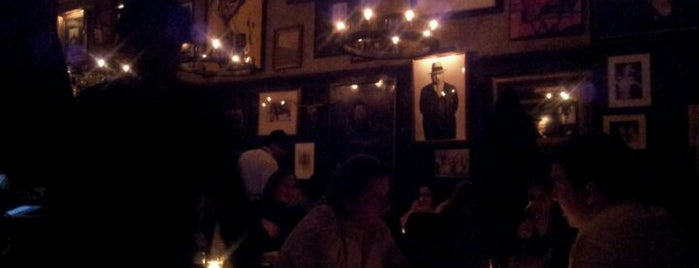 The Lion is one of Favorite NYC Restaurants.
