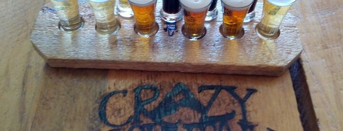 Crazy Mountain Brewing Company is one of Colorado Breweries.