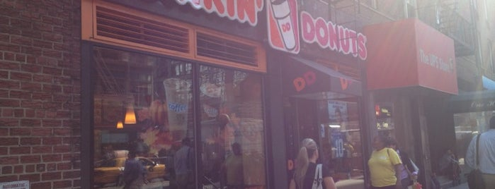 Dunkin' is one of Meiさんのお気に入りスポット.