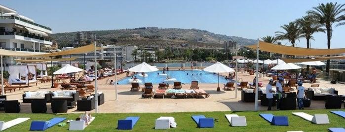 Palma Beach Resort is one of Rabih : понравившиеся места.