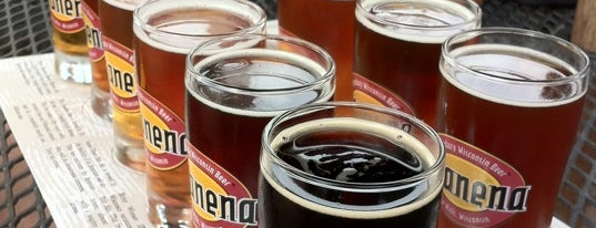 Tyranena Brewing Co is one of Best US Breweries--Brewery Bucket List.