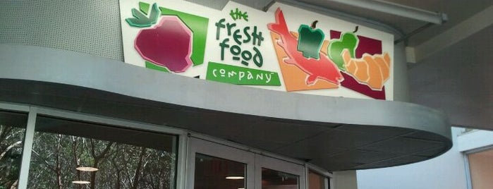 The Fresh Food Company (Argos Center) is one of Tempat yang Disukai Nick.