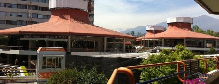 Los Cobres de Vitacura is one of Tempat yang Disukai Berni.