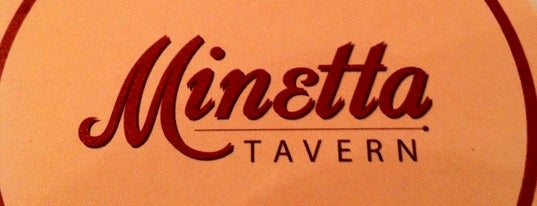 Minetta Tavern is one of #NYCDRINKS.