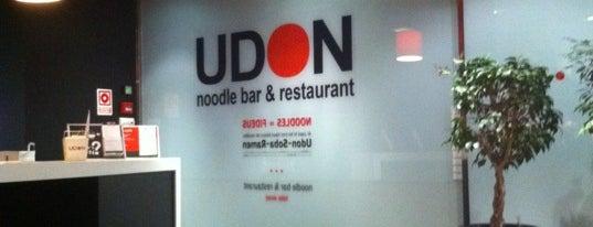 UDON is one of Tempat yang Disukai Nica.