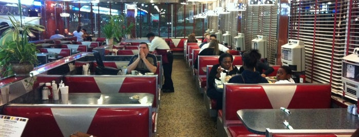Cherry Hill Diner is one of New Jersey Diners.