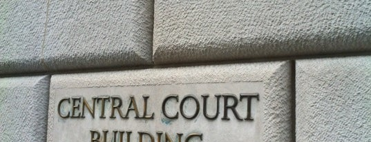 Kings County Criminal Court is one of SAVED.