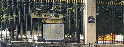 Métro Tuileries [1] is one of Went before.
