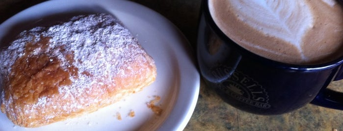 Russell's Bakery is one of A local's guide: 48 hours in Austin, TX.
