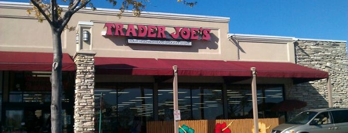 Trader Joe's is one of Rockin the suburbs.
