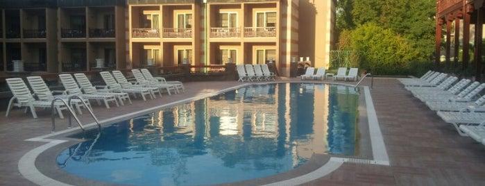 Kervansaray Termal Convention Center & Spa is one of Best places in Bursa, Türkiye.