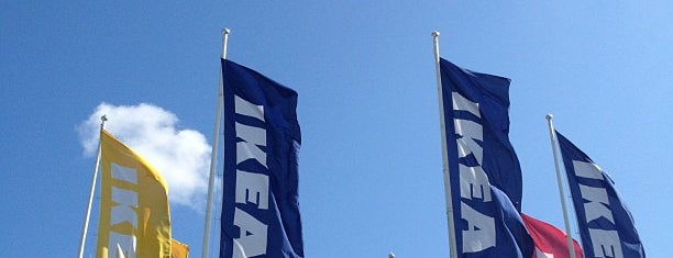 IKEA is one of Espoo.