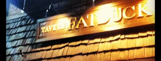 FatDuck Tavern & Grill is one of Restaurants.