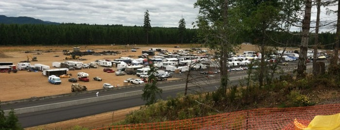 The Ridge Motorsports Park is one of Bucket List for Gearheads.