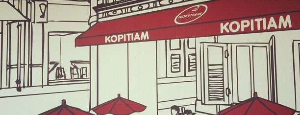 Kopitiam is one of indo cafe•restaurant.