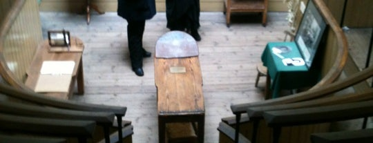 Old Operating Theatre Museum & Herb Garret is one of Tired of London, Tired of Life (Jan-Jun).