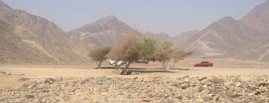 Fujairah Mountains is one of Locais curtidos por Jana.