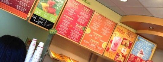 Jamba Juice is one of Gespeicherte Orte von Candice.