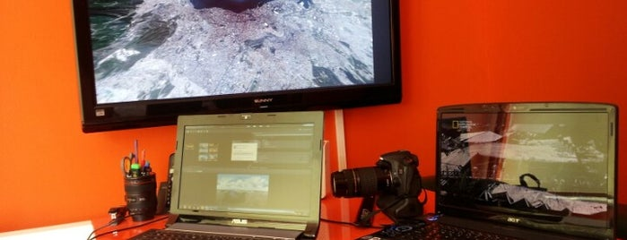 CO2 Medya ve İnternet Hizmetleri is one of สถานที่ที่ Mekan ถูกใจ.