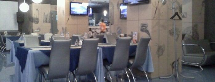 Типо Cafe is one of Свежие «Ведомости» в заведениях МОСКВЫ.
