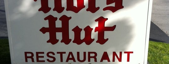 Hof's Hut is one of National Pie Quest.