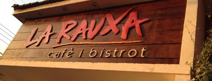 La Rauxa Café is one of Descobrindo Curitiba.