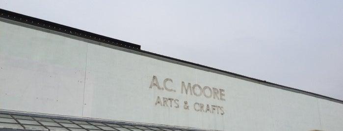 A.C. Moore is one of Lieux sauvegardés par PenSieve.
