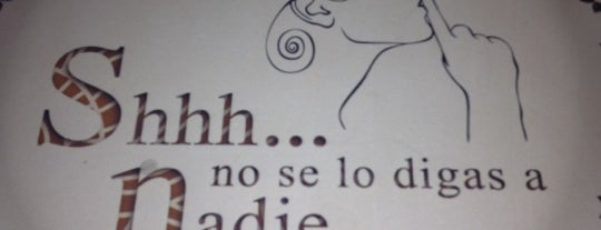Shhh... No se lo digas a nadie is one of Comer.