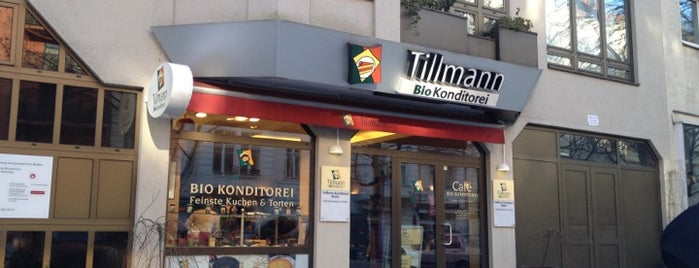 Tillmann Bio Konditorei is one of Sweets In Berlin.