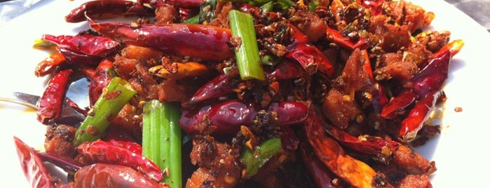 Sichuan Secret Restobar is one of Toronto x Must-try noms.