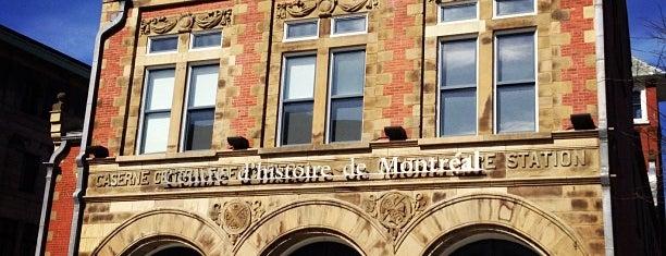 Centre d'histoire de Montréal is one of Montréal.